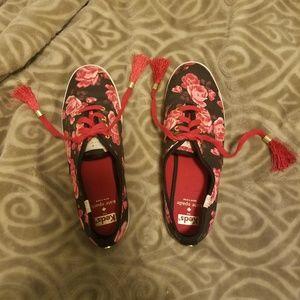 Kate Spade Keds Tennis Shoes size 7.5